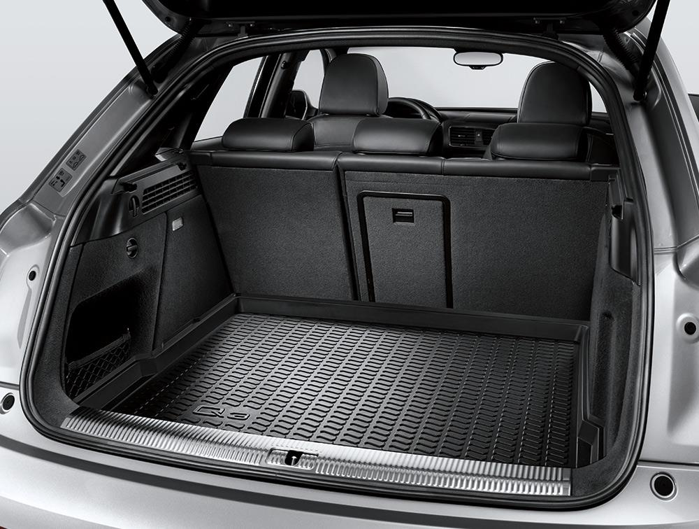 2016 Audi Q3 All Weather Cargo Mat Protection Helps